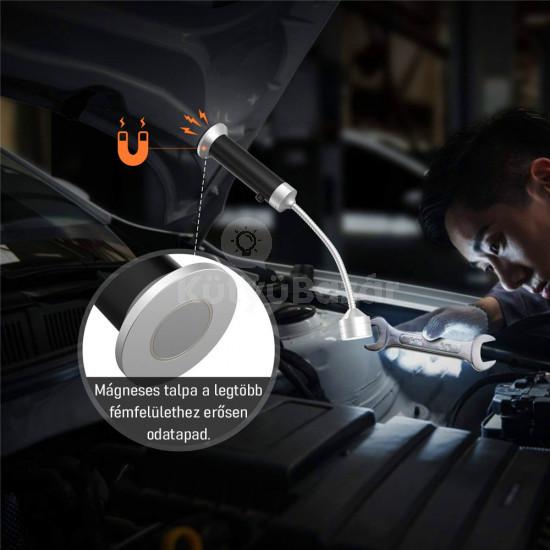 Mágneses grill LED lámpa