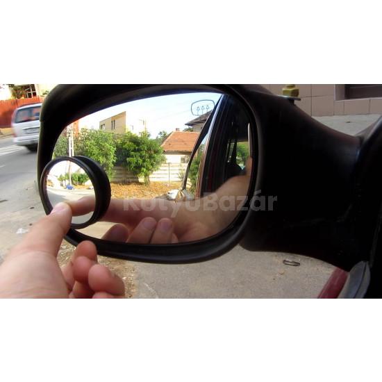 Holttér tükör, visszapillantó tükör kiegészítő 2 db