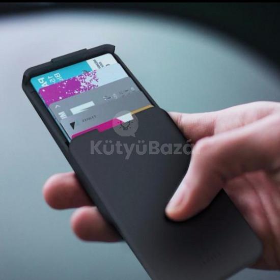 Modern pénztárca RFID védelemmel