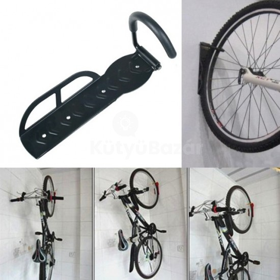 Falra szerelhető biciklitároló