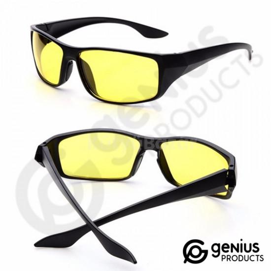 Szemüveg vezetéshez 2 db (éjszakai/nappali)