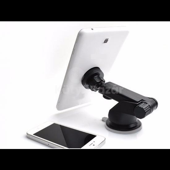 2 az 1-ben Állítható mágneses telefontartó állvány