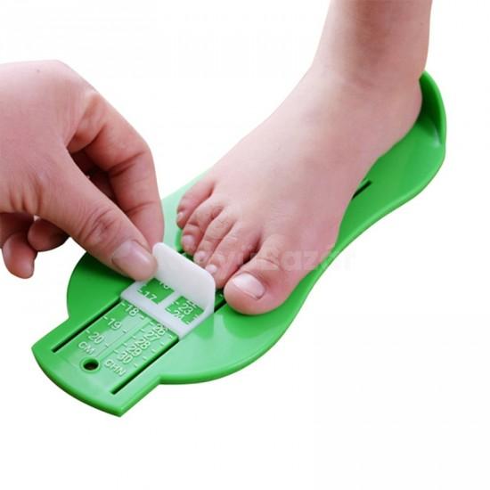 Gyerek lábnövekedést mérő eszköz