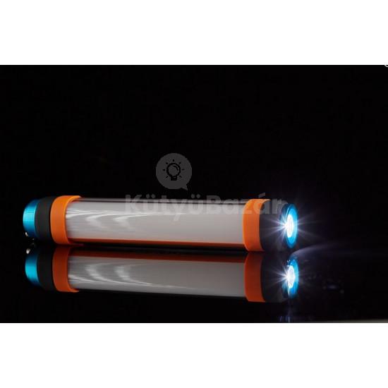 Prémium Asalite akkumulátoros kemping cső, kerti lámpa