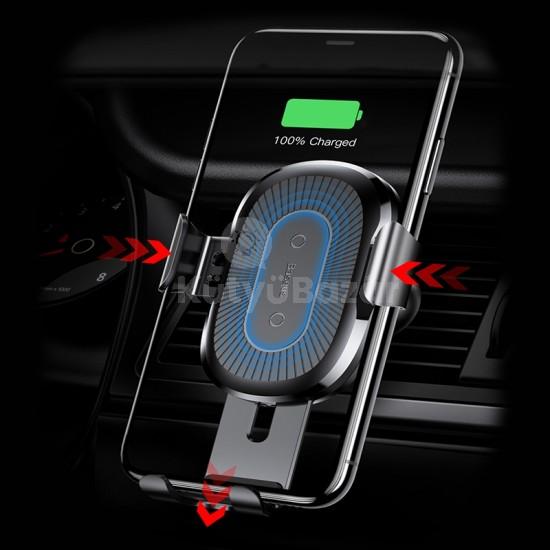 Baseus gyorstöltős autós telefontartó