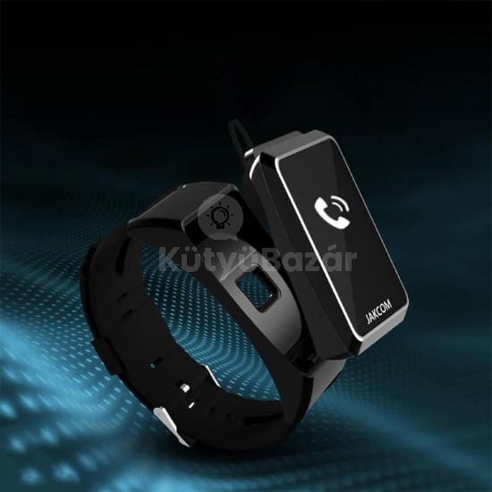 Okosóra és vezeték nélküli fülhallgató egyben (Jakcom B3)