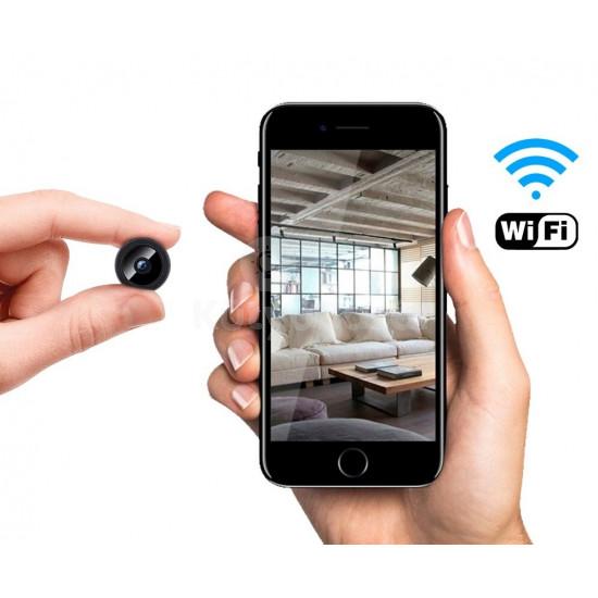 Vezeték nélküli mikro kamera