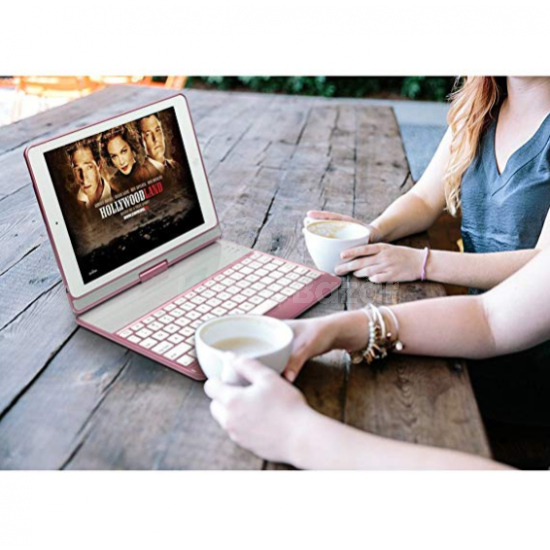 Új generációs vezeték nélküli Bluetooth-os iPad billentyűzet