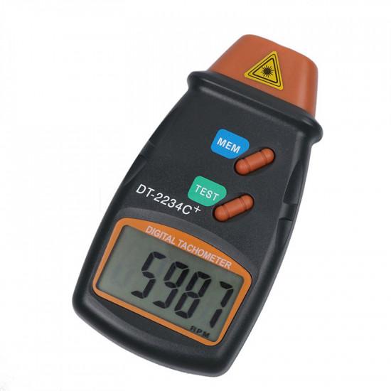 Digitális lézeres optikai fordulatszámmérő