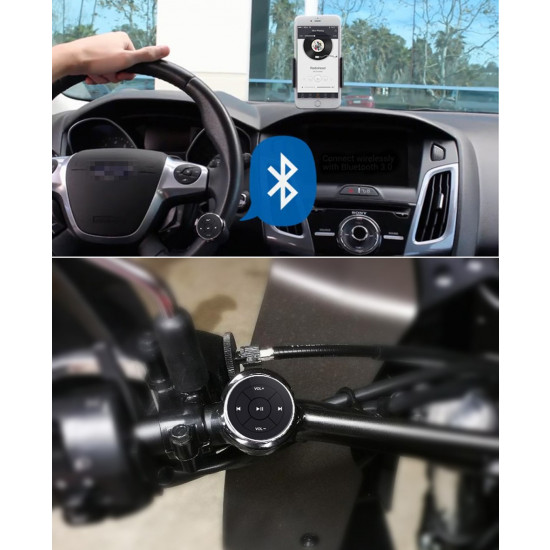 Kompakt Bluetoothos Vezérlő