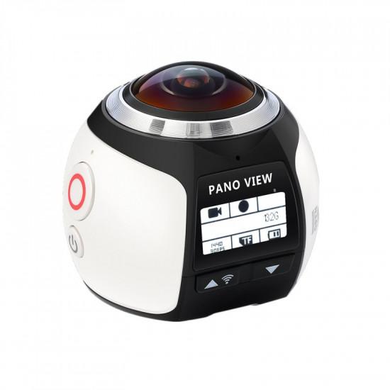 360°-os Panoráma Kamera 4K, WiFi