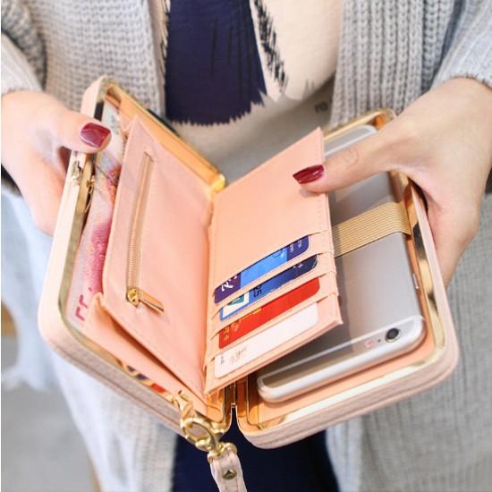 Női clutch táska