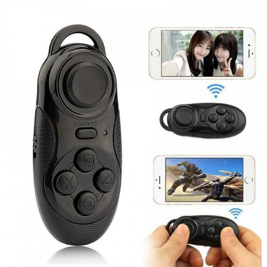 Multifunkciós Bluetooth gamepad és szelfi távirányító
