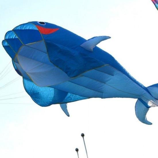 3D óriás bálna papírsárkány - Utolsó darabok!