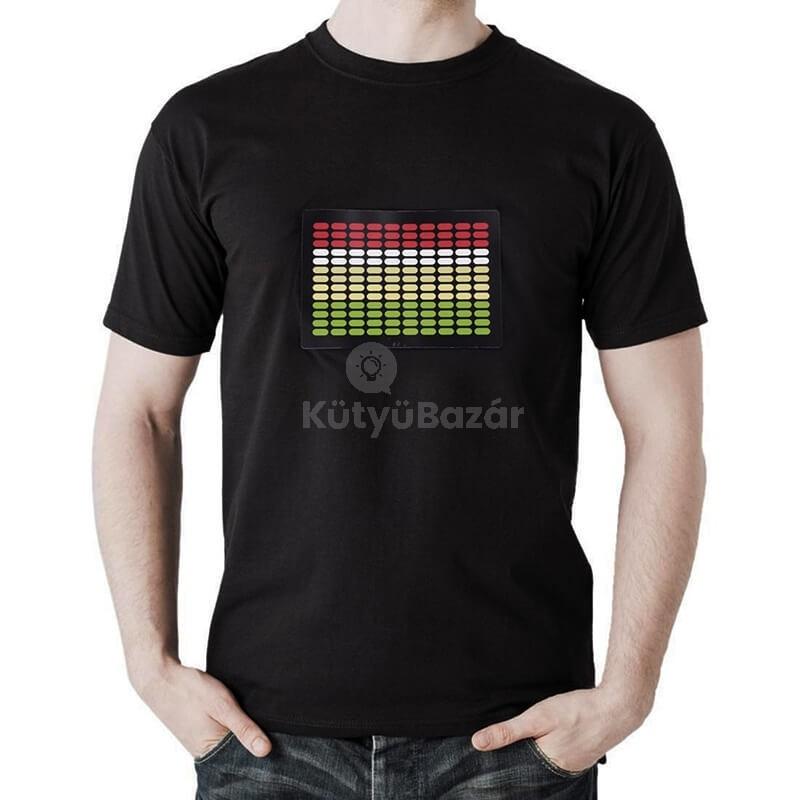 5173979c93 Zenére világító Disco póló | KütyüBazár.hu - Minden napra új ötlet