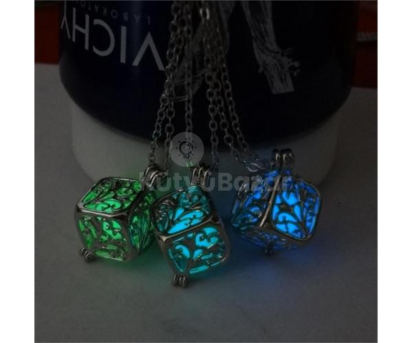 Világítós titok nyaklánc - Tökéletes ajándék