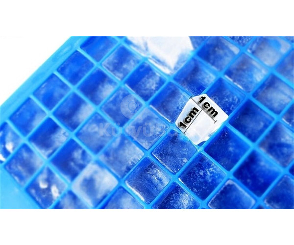 Apró jégkocka készítő