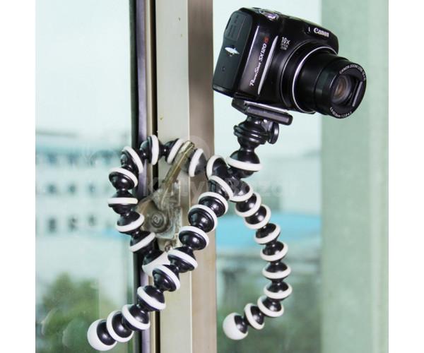 Tripod 3 lábú kamera állvány