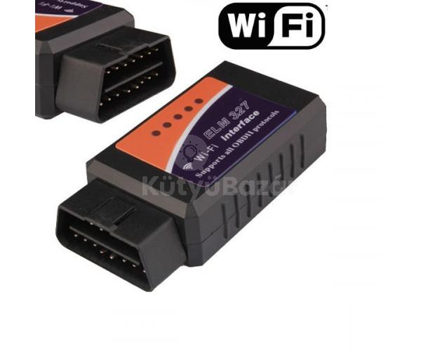 Wifi OBD2 univerzális hibakódolvasó autódiagnosztika