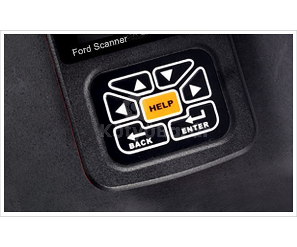 Gyári szintű Ford diagnosztikai OBD 1 OBD 2 műszer