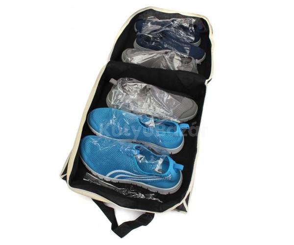Utazó cipőtároló táska