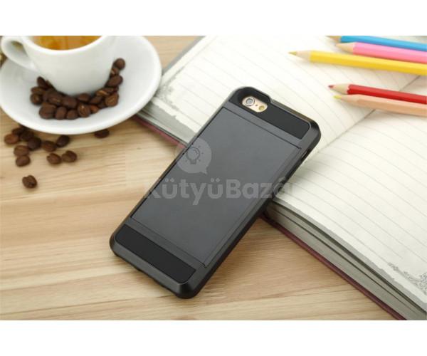 iPhone telefontok kártyatartóval