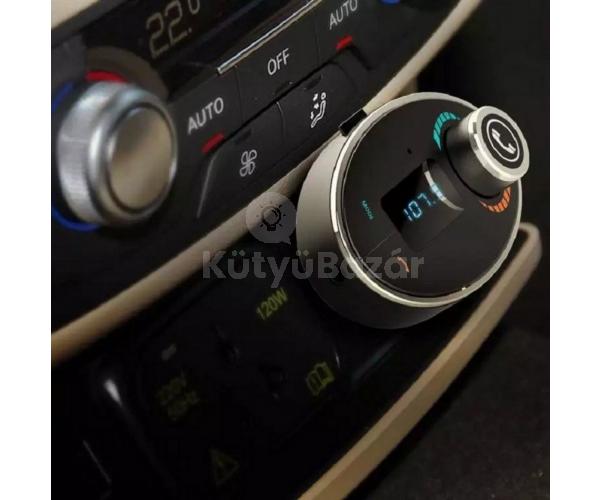 FM transmitter visszhang szűrővel