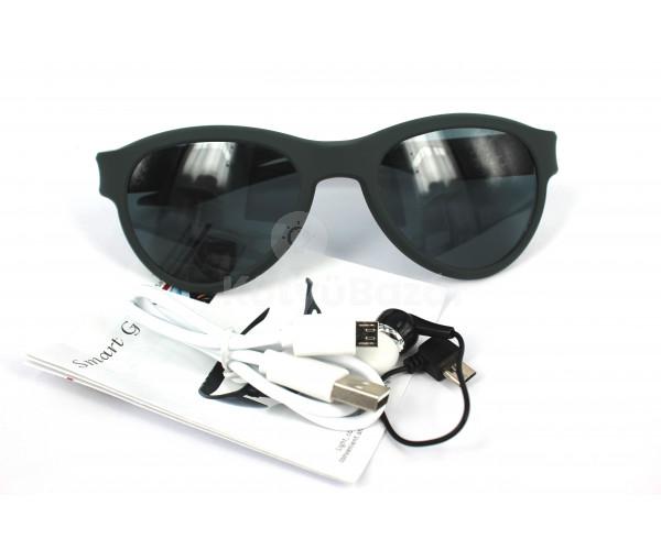 Bluetooth napszemüveg hangvezérléssel