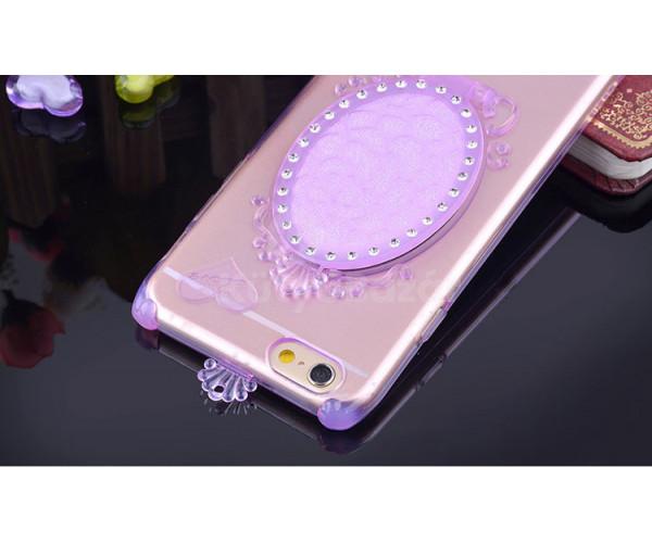 iPhone 6/6S hátlap tükörrel