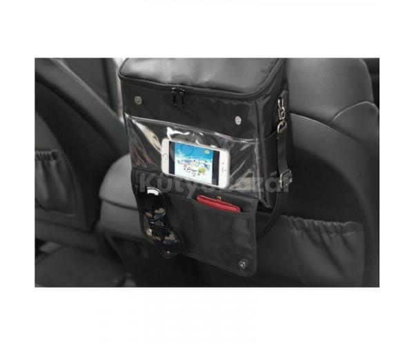 Autóülés háttámlájára akasztható táska