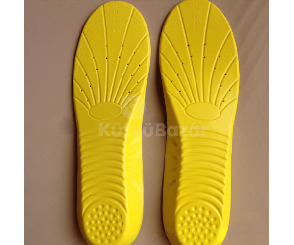 Memóriahabos kényelmi talpbetét 37-43 cipőméretig