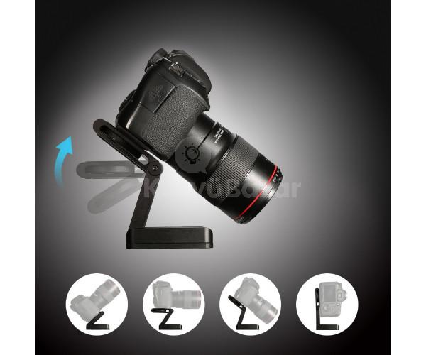 Összecsukható kamera tartó konzol