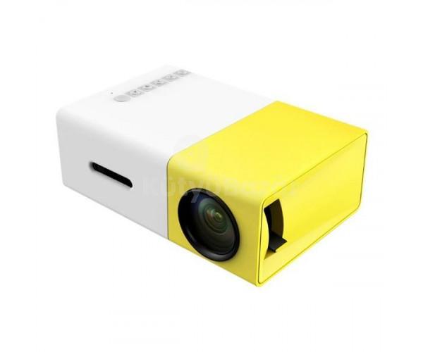 Hordozható projektor