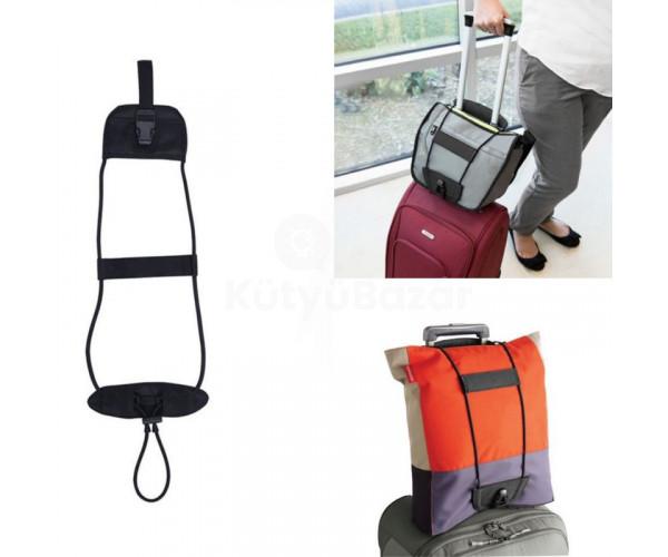 Utazó segéd/táskatartó