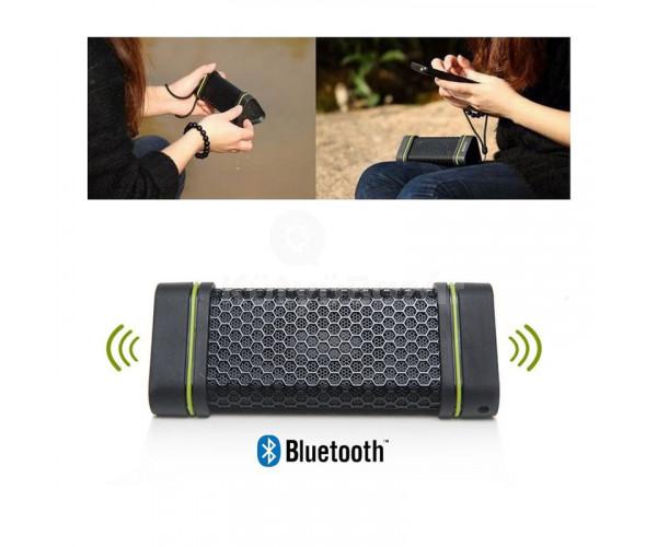 Hordozható vízálló bluetooth sztereo hangszóró