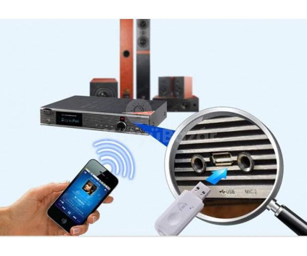 Bluetooth hangsugárzó adapter iPhone-hoz