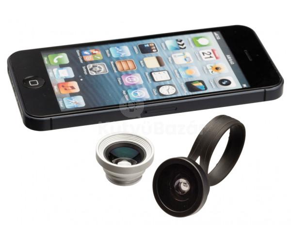 3 az 1-ben objektív mobiltelefonhoz