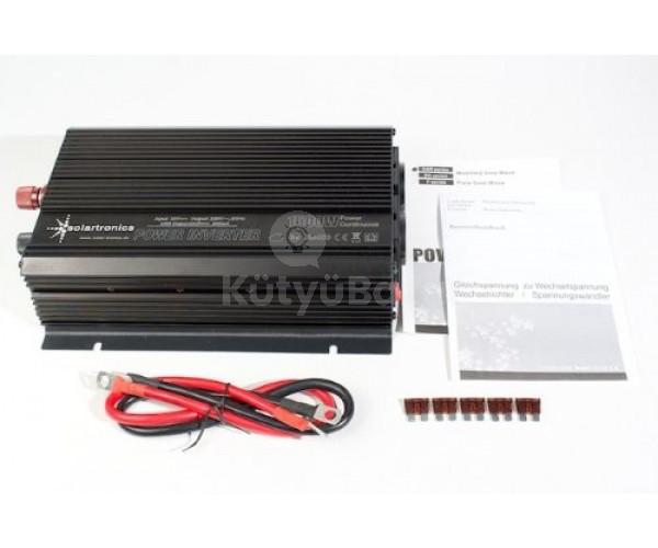 1500/3000 Wattos módosított szinusz inverter USB kimenettel