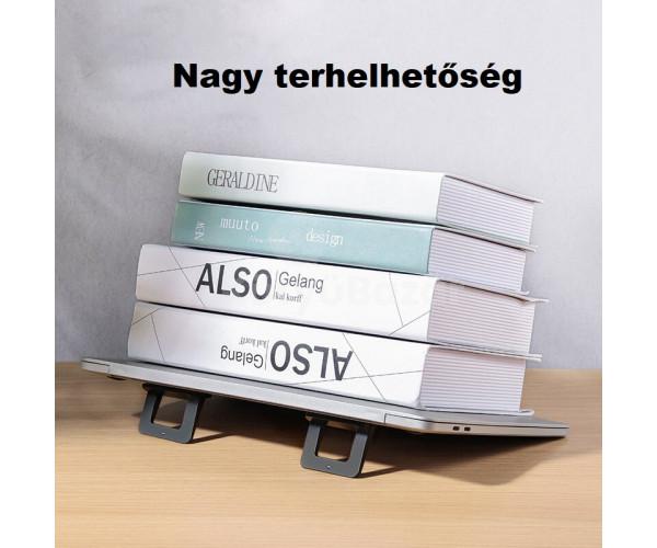 Hordozható és láthatatlan laptop állvány (öntapadós)