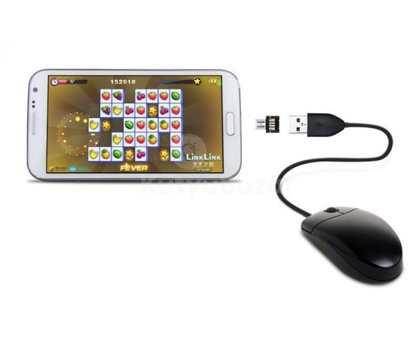 USB OTG adapter Android készülékekhez