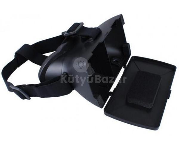3D VR virtuális valóság szemüveg cardboard Virtuális