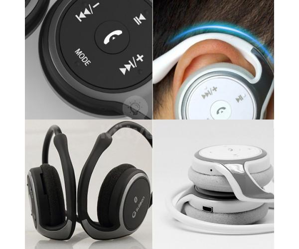 Mini bluetooth fejhallgató / kihangosító + mp3 lejátszó