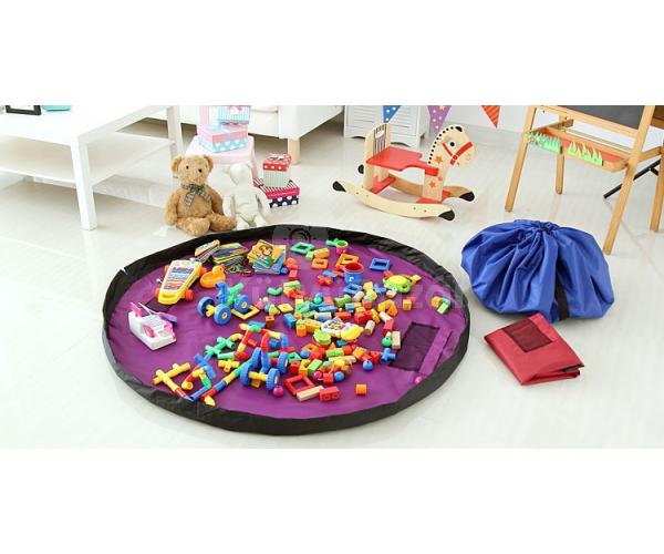 Gyerekszőnyeg, játékszőnyeg, összehúzható játékszőnyeg