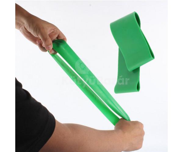 Pilates erősítő gumiszalag 2db-os szett