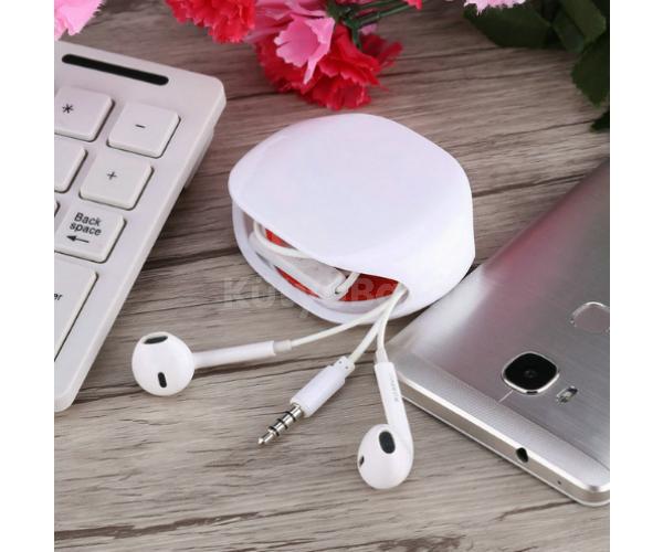 Automatikus mini kábel feltekerő / csévélő