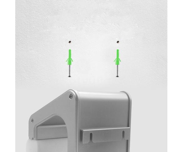 38 LED-es napelemes elegáns kültéri mozgásérzékelős fali lámpa távirányítóval