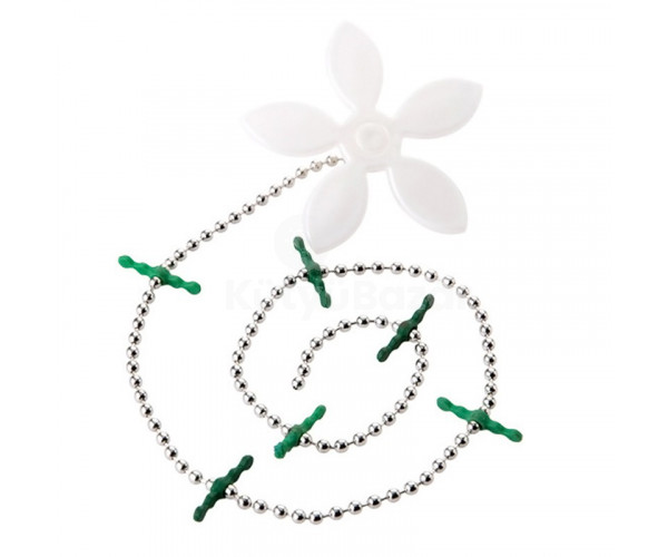 Virág alakú lefolyószűrő
