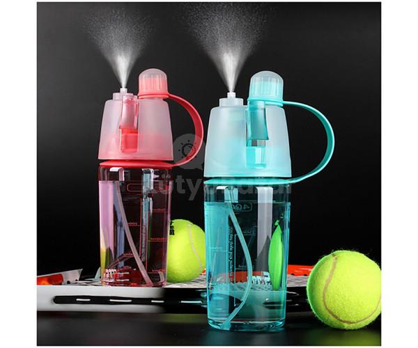 Sport spray kulacs, frissülj fel mozgás közben!