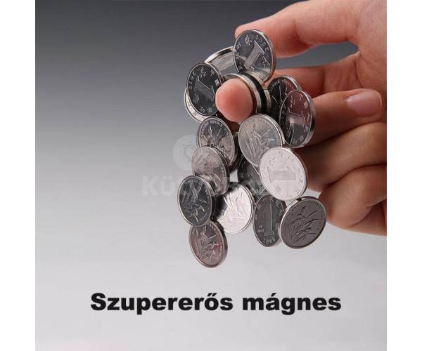 Mágnes gyűrű bűvészeknek