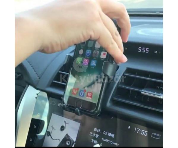 Autós telefontartó